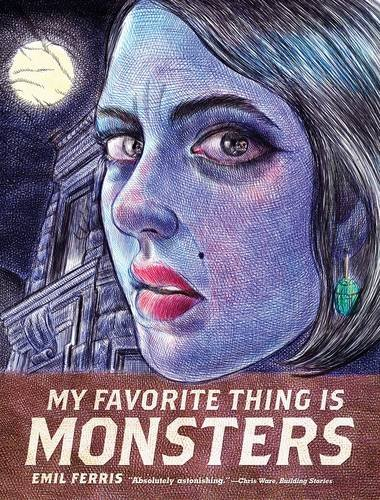 My Favorite Thing is Monsters (Fantagraphics)
